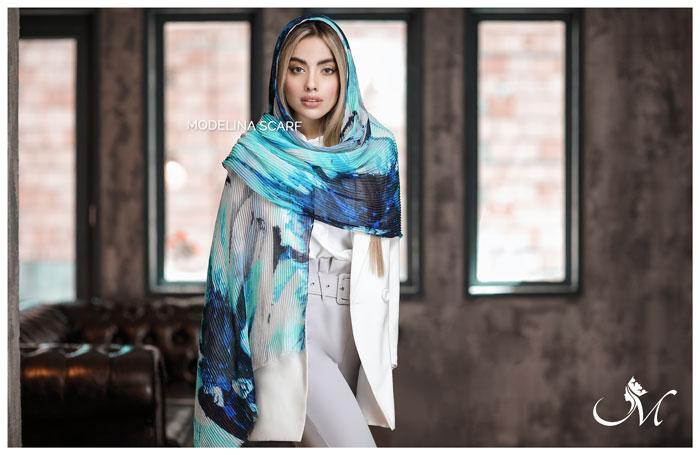 1S5A5777 1 - 5 روسری پیشنهادی برای فصل گرم تابستان