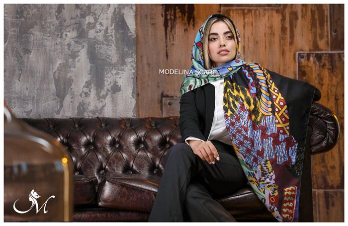 1S5A5987 1 1 - نکته ای که برای ست کردن روسری باید مد نظر قرار دهید