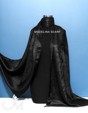 شال نخی لمه Versace 10172M3
