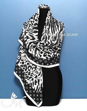 روسری نخی لویی ویتون M6 764