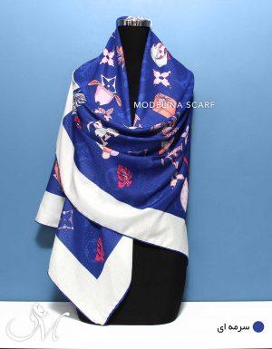 779 روسری نخی لویی ویتون