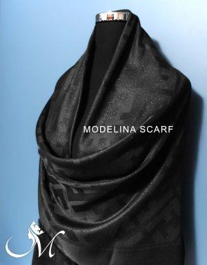 روسری نخی لمه فندی 10173M6