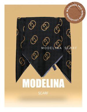 روسری موهر پاییزه گوچی 840M3