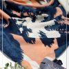 روسری ابریشم ژاکارد مدلینا زیبا