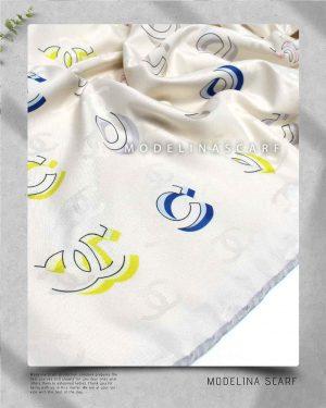 روسری ژاکارد شنل M3 بهاره