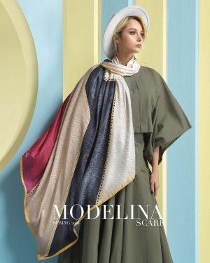 روسری ژاکارد مدلینا 925
