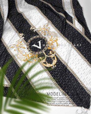 روسری نخی مدلینا M21 تابستانه