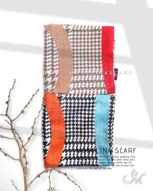 خرید روسری نخی مدلینا 1111