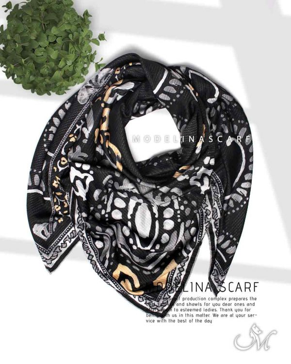 روسری نخی مدلینا M30