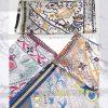 روسری نخی مدلینا 1127 تابستانه