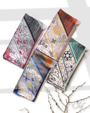 خرید روسری نخی مدلینا 1127