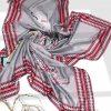 روسری نخی مدلینا 1127 طوسی