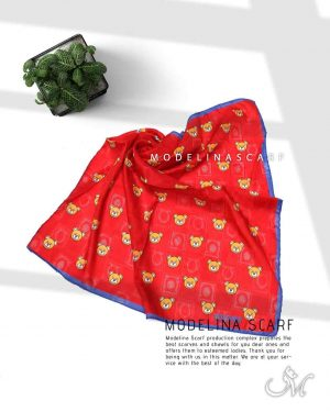 خرید روسری قواره کوچک ژاکارد M11