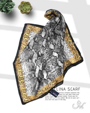 خرید روسری قواره کوچیک ژاکارد