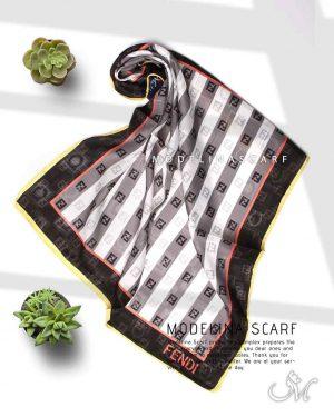 خرید روسری قواره کوچک ژاکارد M7