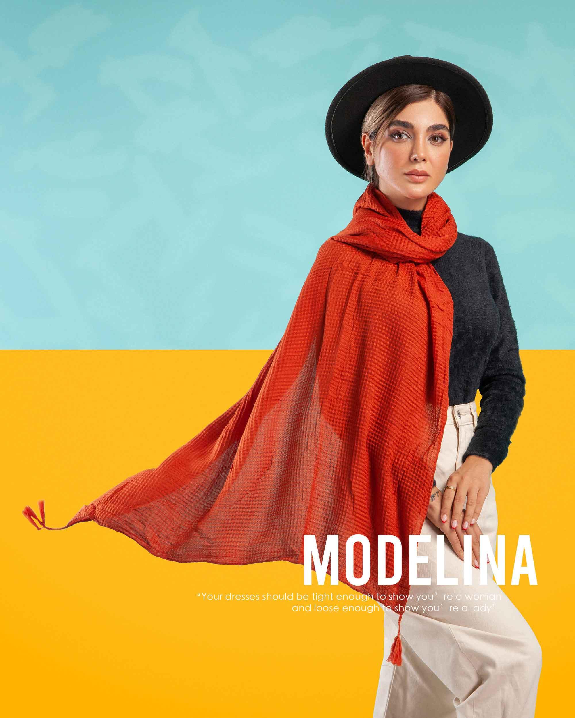 1130-modelinascarf