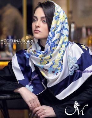 424M3 روسری ابریشم